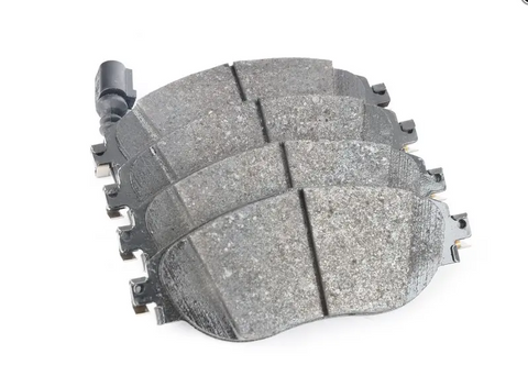 Front Brake Pad Set (Jurid) - 340x30mm Rotors