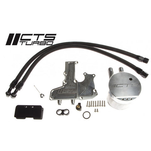 CTS Turbo Audi B8 A4 / A5 2.0 TFSI Catch Can Kit