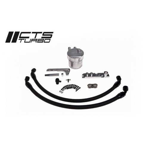 CTS Turbo Volkswagen Golf R Catch Can Kit