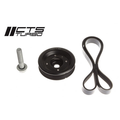 CTS Turbo Audi A3/S3 8V Lightweight Crank Pulley Kit