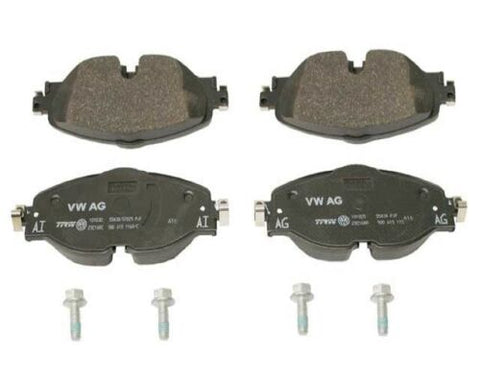 Front Brake Pad Set (Jurid) - 312x25mm Rotors