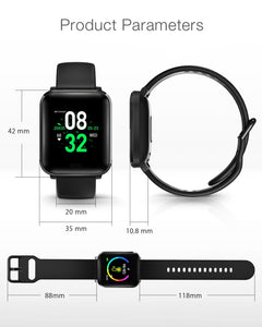 Fitwatch™ Blood Pressure Smart Watch and Heart Rate Monitor - THE DEAL INSPECTOR
