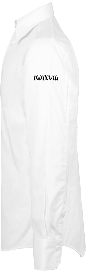 Chemise Cintrée Luxury Manches Longues Homme MMXVIII