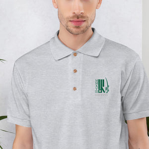 Embroidered Polo Shirt MMXVIII