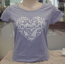 Load image into Gallery viewer, HUHA classic heart tee