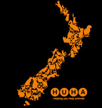 Load image into Gallery viewer, HUHA Classic New Zealand Tee