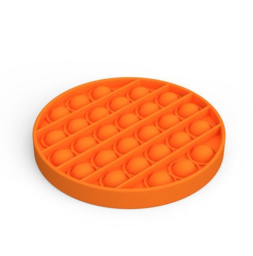 Pop it Fidget Toy Orange