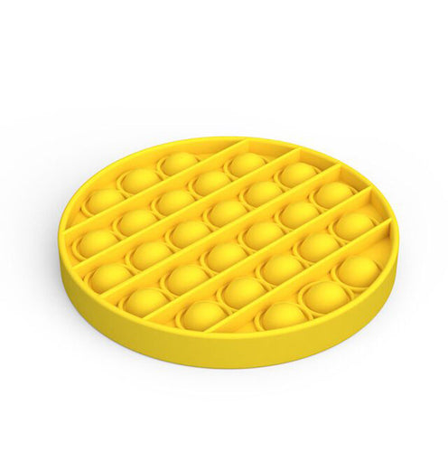 Pop it Fidget Toy Yellow