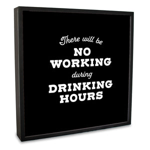 Drinking Hours Lightbox