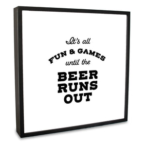 Fun & Games Lightbox