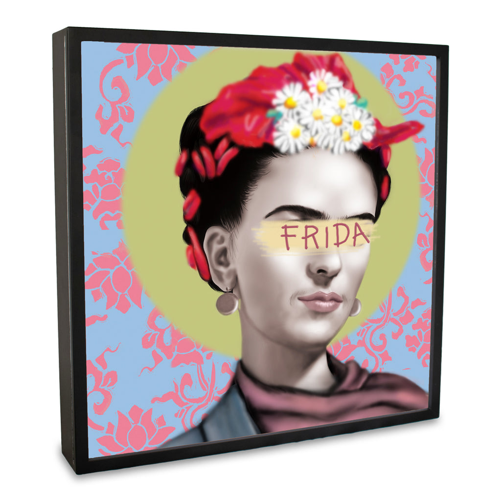 Frida Bow Lightbox