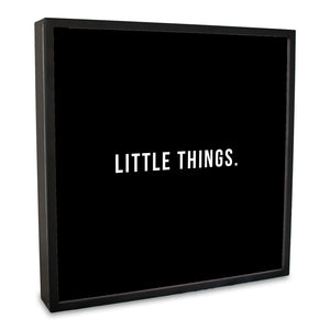 Little Things Lightbox