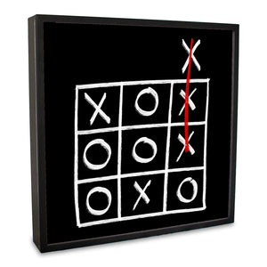 Noughts & Crosses Lightbox
