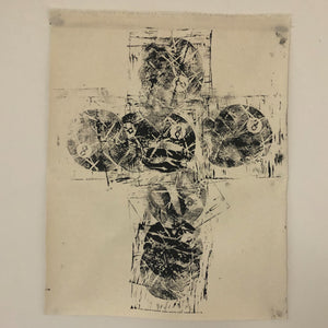 Cocaine Crucifix