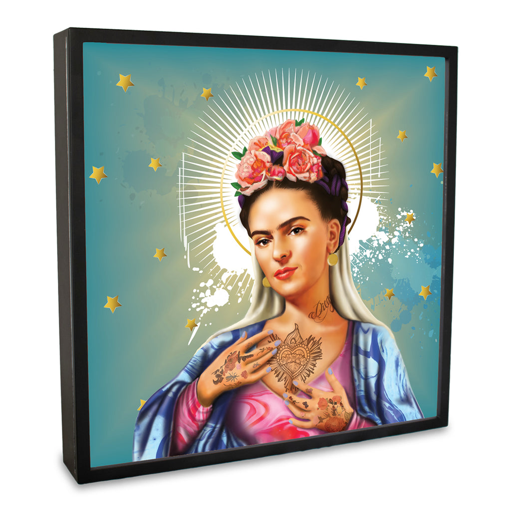 Virgin Frida Lightbox