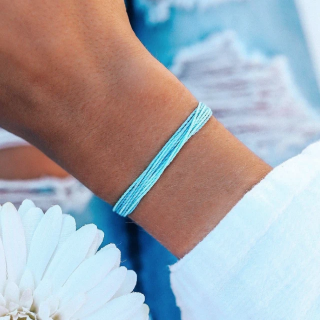 Pura Vida Charity Bracelet for Parkinson's Disease