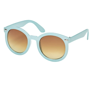 Blue Gem Kids Colorful Sunglasses