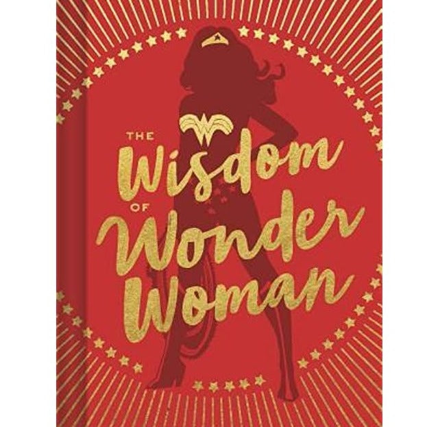 The Wisdom Of Wonder Woman Book