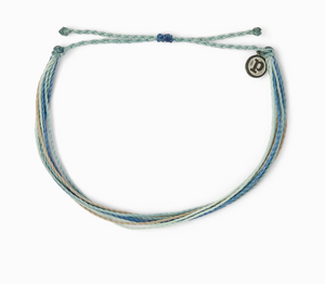 Pura Vida Original Anklet in April Showers