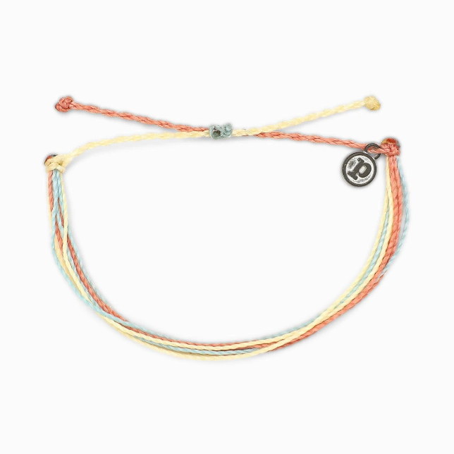 Pura Vida Bright Original Bracelet in Beach Life