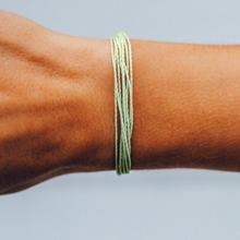 Load image into Gallery viewer, pura vida mint original bracelet