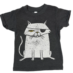 Cat Pirate Tee Children's