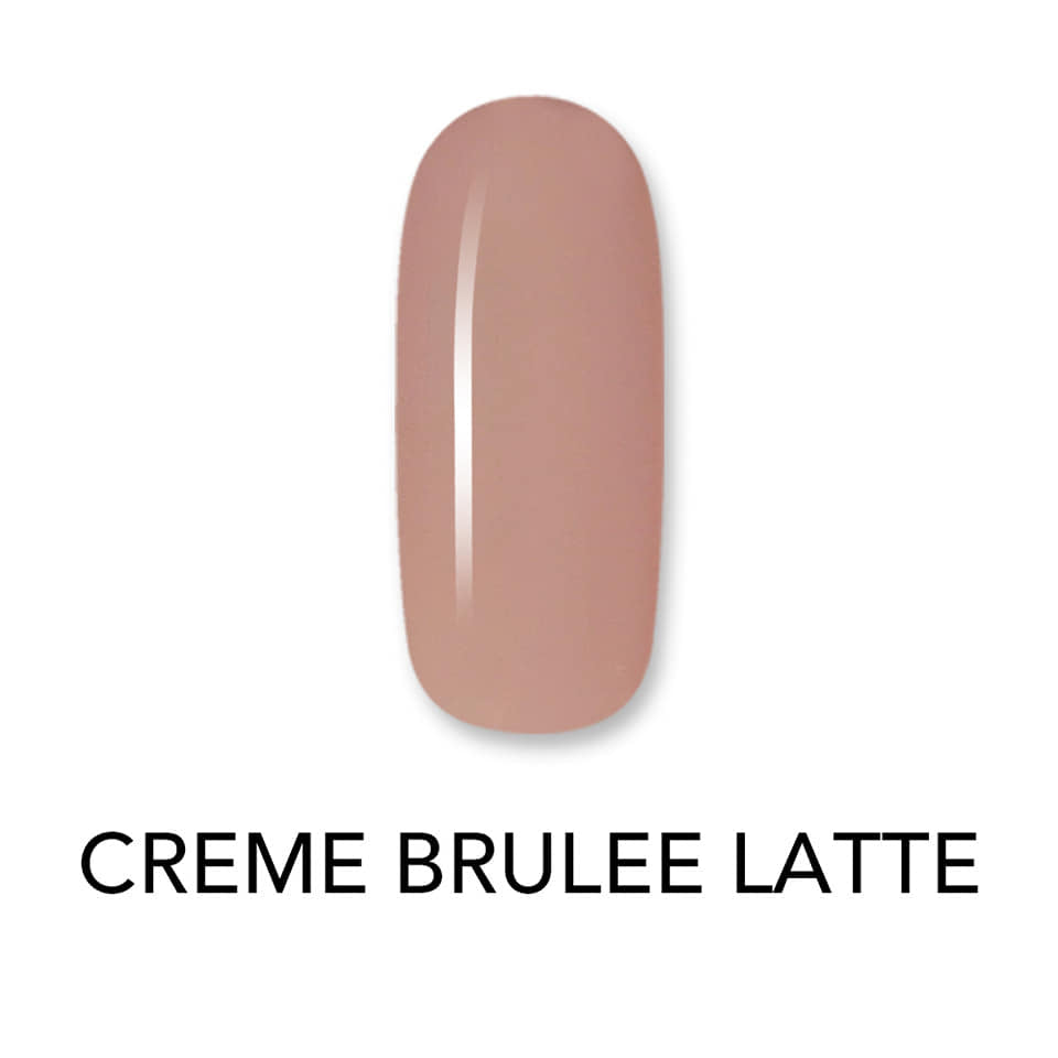 Creme Brulee Latte Gel Polish