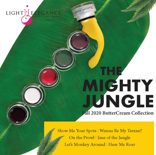 The Mighty Jungle ButterCream Collection