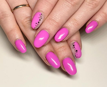 Load image into Gallery viewer, Electric Pink Gel Polish