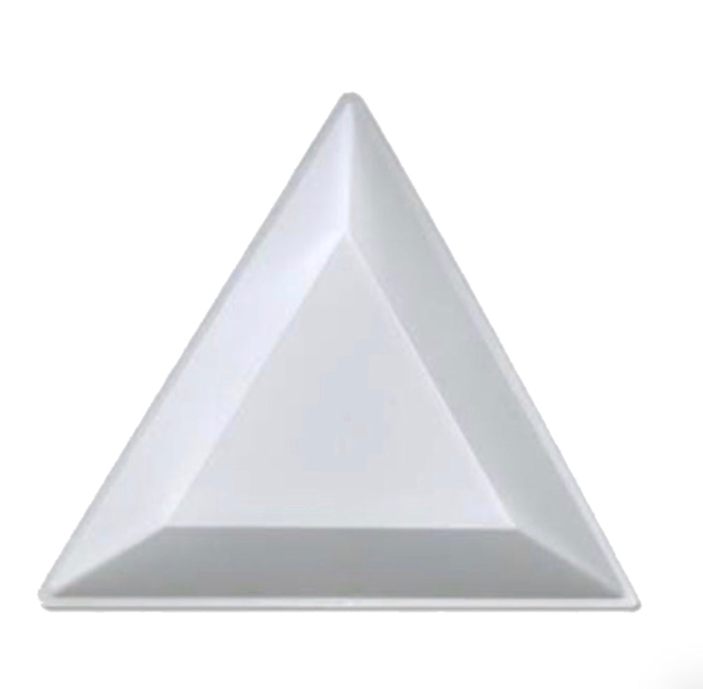 Triangle Spill Trays, 4 Pack