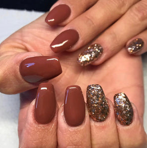 Hazel Nut Gel Color
