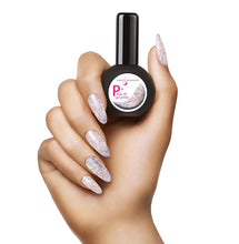 Load image into Gallery viewer, NEW P+ Ice Cream, You Scream Glitter Gel Polish