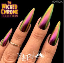 Load image into Gallery viewer, Morticia Chrome - MagpieBeautyUSA