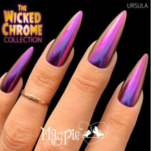 Load image into Gallery viewer, Ursula Chrome - MagpieBeautyUSA