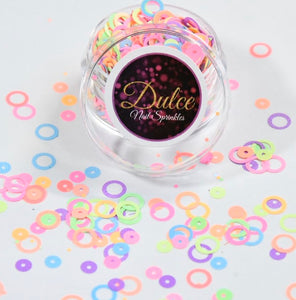 Summer Circles Sprinkles