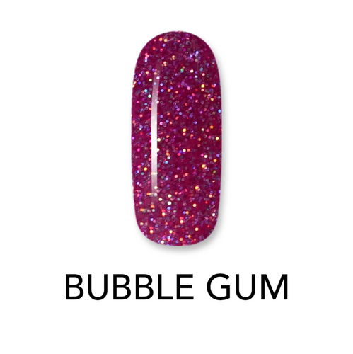 Bubble Gum Gel Polish