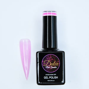 Cover Party Pink Gel Polish