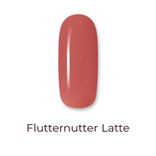 Load image into Gallery viewer, Flutternutter Latte Gel Polish