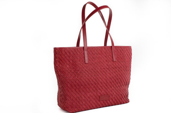 CA 1244 | WOVEN | RED