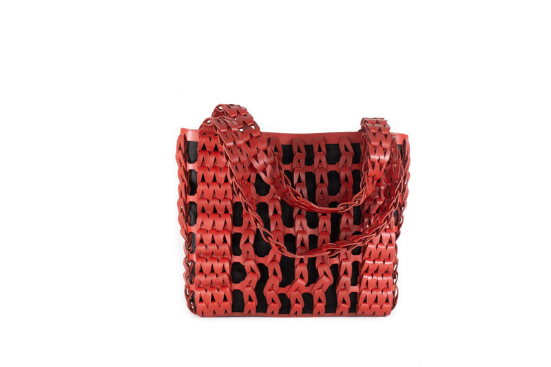 CA 1446 | INTERWOVEN | RED - Calonge
