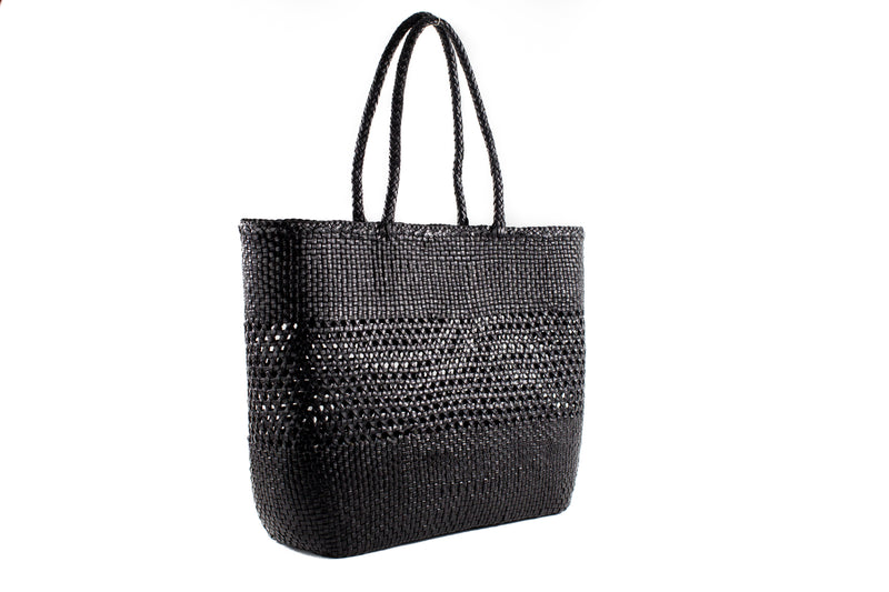 CA 1465 | HANDWOVEN | BLACK - Calonge