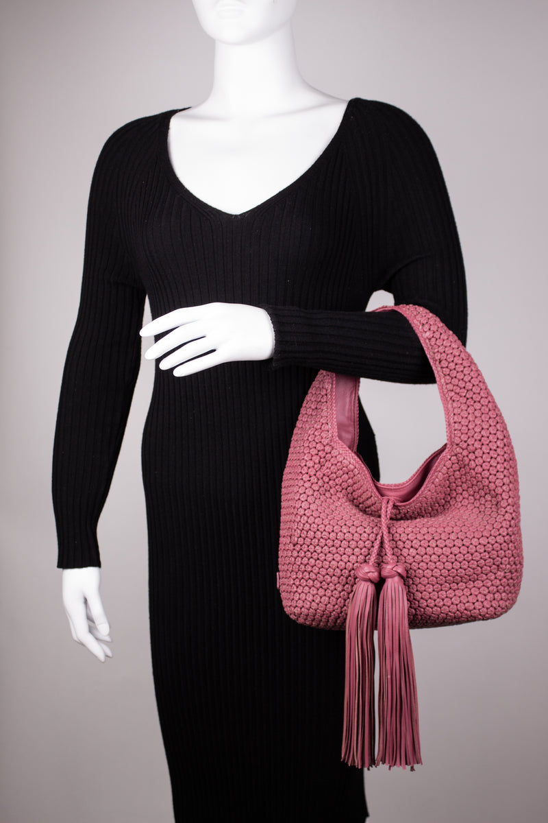 CA 538 | OCTO WEAVE | HOT PINK