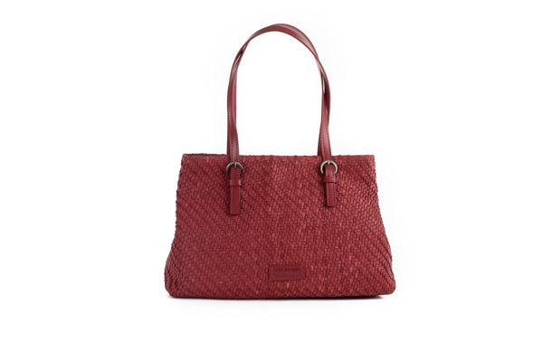 CA 852 | WOVEN | RED