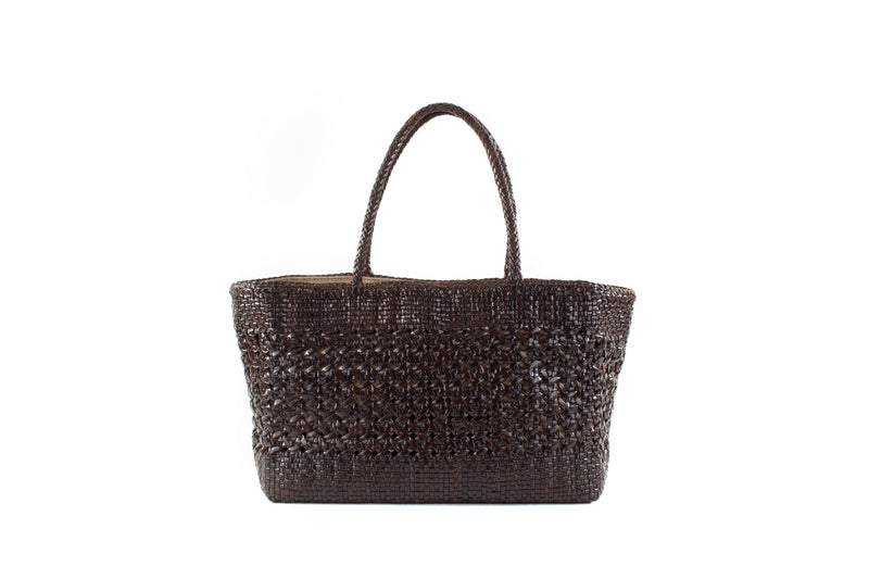 CA 854 | WOVEN MOULINET | DEEP BROWN - Calonge