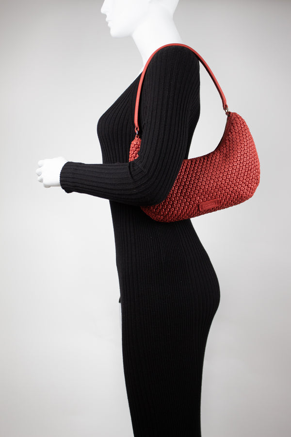 CA 1409 | OCTO WEAVE | RED