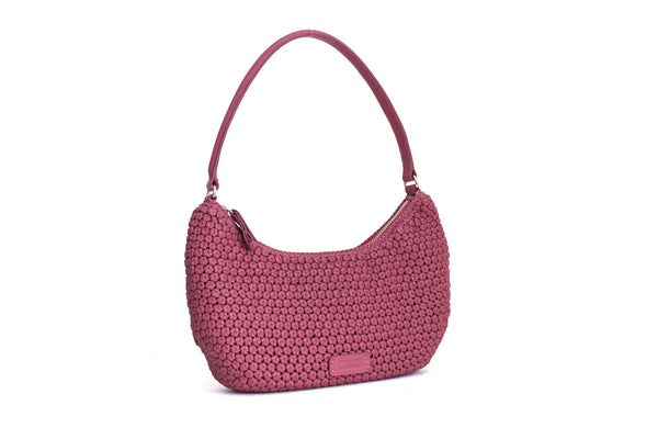 CA 1409 | OCTO WEAVE | HOT PINK