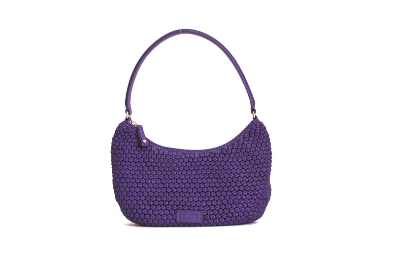 CA 1409 | OCTO WEAVE | PURPLE - Calonge