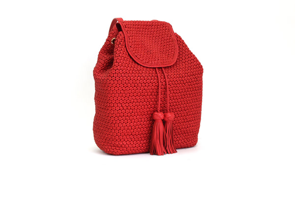 CA 1410 | OCTO WEAVE | RED