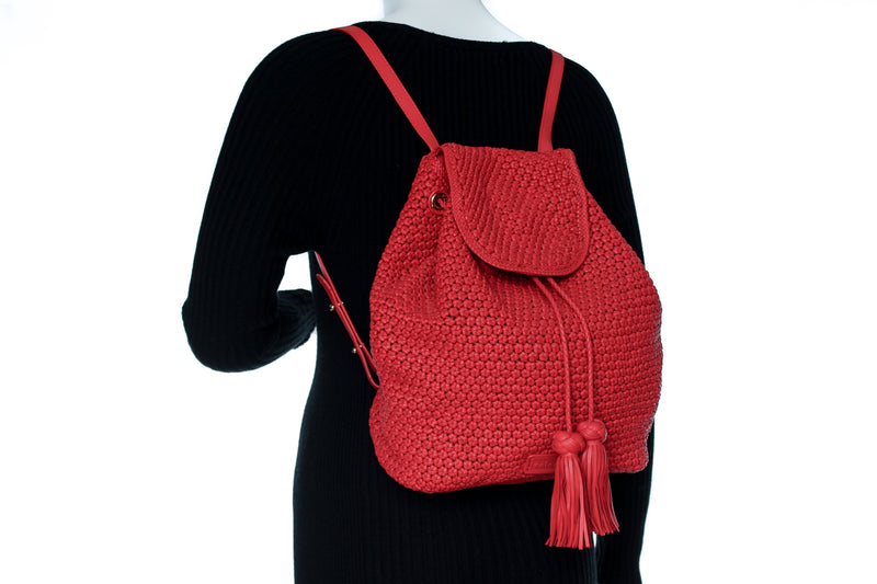 CA 1410 | OCTO WEAVE | RED - Calonge