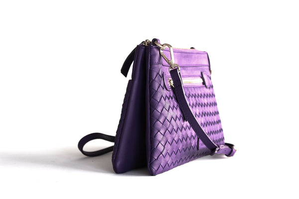 CA 1423 | INTERLACE | PURPLE